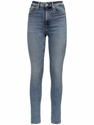 Rag & Bone Nina High Waist Skinny Denim Jeans