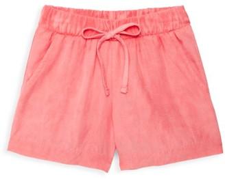 Bella Dahl Little Girl's & Girl's Easy Dip-Dye Shorts
