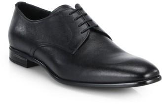 Prada Saffiano Leather Shoes