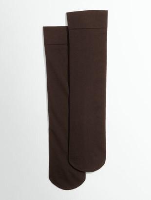 Talbots Microfiber Trouser Socks