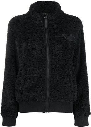 Rails Austin zipped teddy jacket