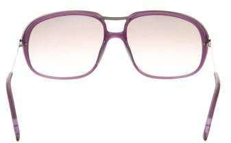Tom Ford Cori Gradient Sunglasses