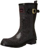 Joules Women's Nessie Short Rain Boot