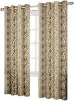 Eclipse Shayla Room-Darkening Grommet-Top Curtain Panel