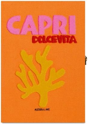 Assouline Capri book clutch