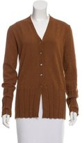 Creatures of the Wind V-Neck Wool Cardigan