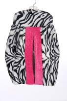 Baby Doll Bedding Zebra Minky Diaper Stacker