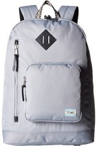 Toms Solid Ripstop New Backpack Backpack Bags