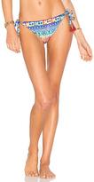 Nanette Lepore Vamp Bikini Bottom in Blue
