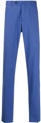 Pt01 Slim-Fit Cotton Stretch Trousers