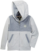 Volcom Noise Zip Long Sleeve Hoodie (Toddler & Little Boys)