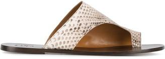 Atelier Atp Rosa cutout sandals