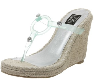 Not Rated Women's Icie Pop Wedge Sandal