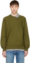 Paul Smith Green No Zebra Sweatshirt