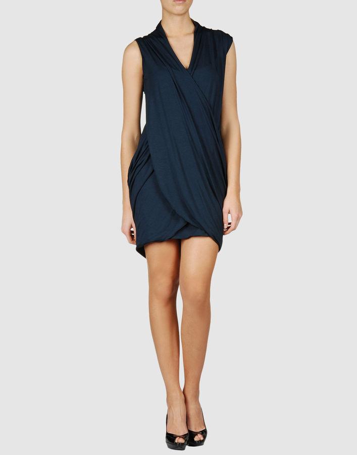 Lupattelli Short dress