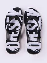 Diesel Sandals P1690 - Black - 40