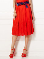 New York & Co. Eva Mendes Collection - Maddie Skirt - Eyelet