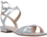 KG by Kurt Geiger Mina Cross Strap Heart Sandals