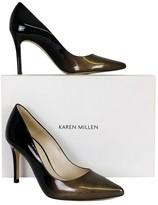 Karen Millen Bronze Ombre Heels