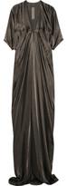 Rick Owens Kite Satin Gown