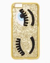 Charming charlie Winking Eye Glitter iPhone 6/6+ Case