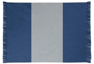 Blue Area NHS National Hockey Stripes Rug East Urban Home Non-Skid Pad: Yes