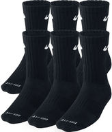 Nike Mens 6-pk. Dri-FIT Crew Socks