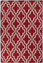 Bashian Rugs Makayla Flatweave Hand-Woven Wool Area Rug