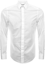 Diesel S Nap Slim Shirt White