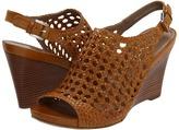 Ecco Kalac Wedge Sandal (Melon) - Footwear