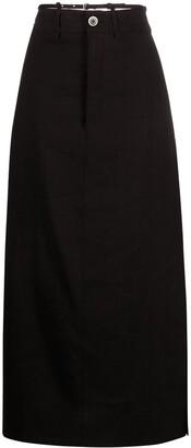 Jacquemus Terraio high-waist skirt