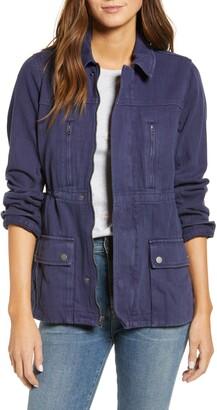Lucky Brand Laurel Utility Jacket
