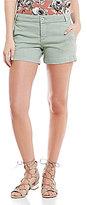 Celebrity Pink Trouser Shorts