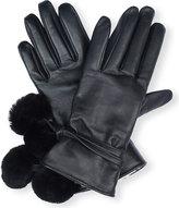 UGG Brita smart leather gloves