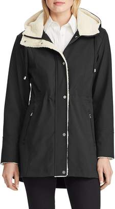 Lauren Ralph Lauren Hooded Soft Shell Jacket
