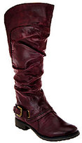 Bare Traps BareTraps Tall Shaft Boots w/Ruching & Gore Detail - Sheridan