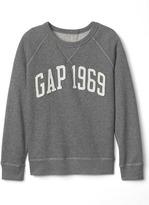 Gap Logo raglan sweatshirt