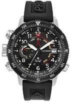 Citizen Promaster Multifunction Stainless Steel and Rubber Strap Watch