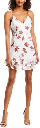 The Jetset Diaries Flower In The Sun Sheath Dress