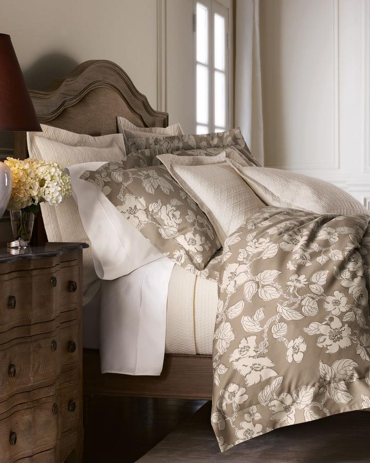 """Sferra Spring Rose"""" Bed Linens"""