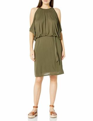 LAmade Women's Brenda Off Shoulder Dress