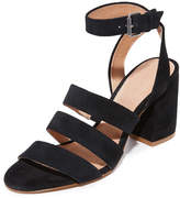 Madewell Bistra 3 Strap Sandals