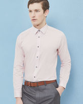 Ted Baker Diamond geo print shirt