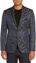 Moods of Norway Camo Classic Trim Fit Blazer