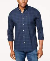 Barbour Men's Flannel Plaid Shirt