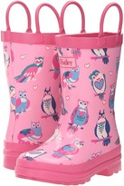 Hatley Happy Owl Rain Boots (Toddler/Little Kid)