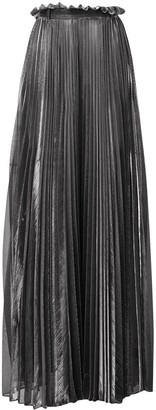 Atu Body Couture Pleated Palazzo Trousers