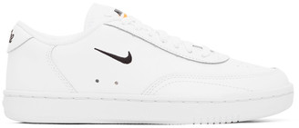 Nike White Court Vintage Sneakers
