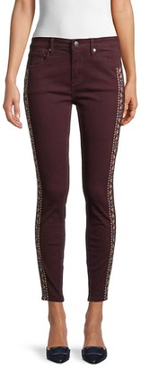 Driftwood Jackie Embroidery Skinny Jeans