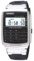 Casio Men's CA561 Silver Stainless-Steel Quartz Watch with Dial
